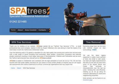 SPA Trees